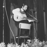 Salle des fêtes de Treignac (Avril 1965)