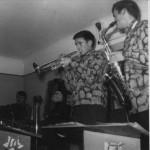Treignac - Les Astéroïdes 1963-64 Bal de la St-Sylvestre