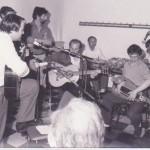 Enregistrement public,à Limoges, avec J-M Ponty et J-J. Mouzac