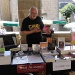 Journée du Livre de Treignac - août 2012