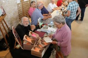 Journée des écrivains de Sarroux-Saint-Julien-près-Bort (19)